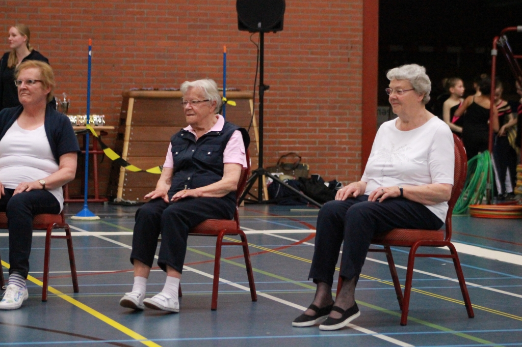 Fabulous Senioren+ gym – Gymnastiekvereniging Impala &IV82
